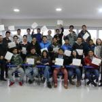 ESTUDIANTES SE CAPACITARON PARA SER ÁRBITROS EN LA UC TEMUCO