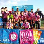 Conoce los Resultados de la liga Intercarreras fútbol damas y varones
