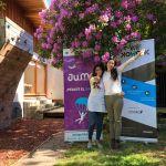 Dos finalistas de desafío UCT en carrera por la final latinoamericana de Jump Chile