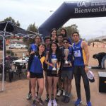 UC Temuco campeón nacional Cross Country universitario