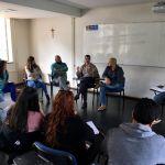 Estudiantes conversaron sobre el rol de la organización estudiantil en el estallido social